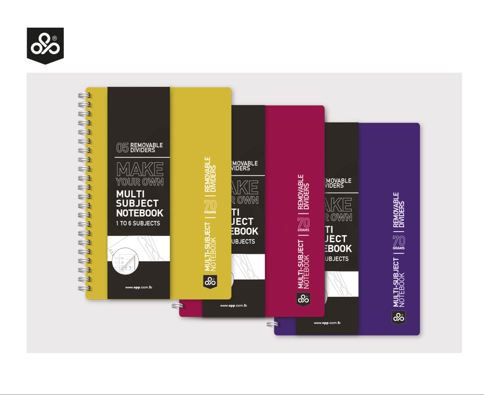 OPP Multisubject Notebook