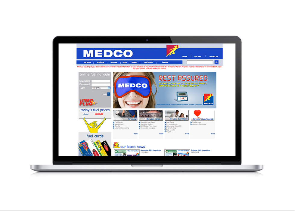 Medco website