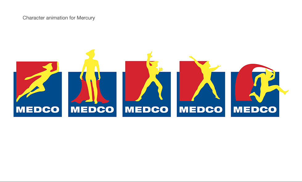 Medco Mercury Animation