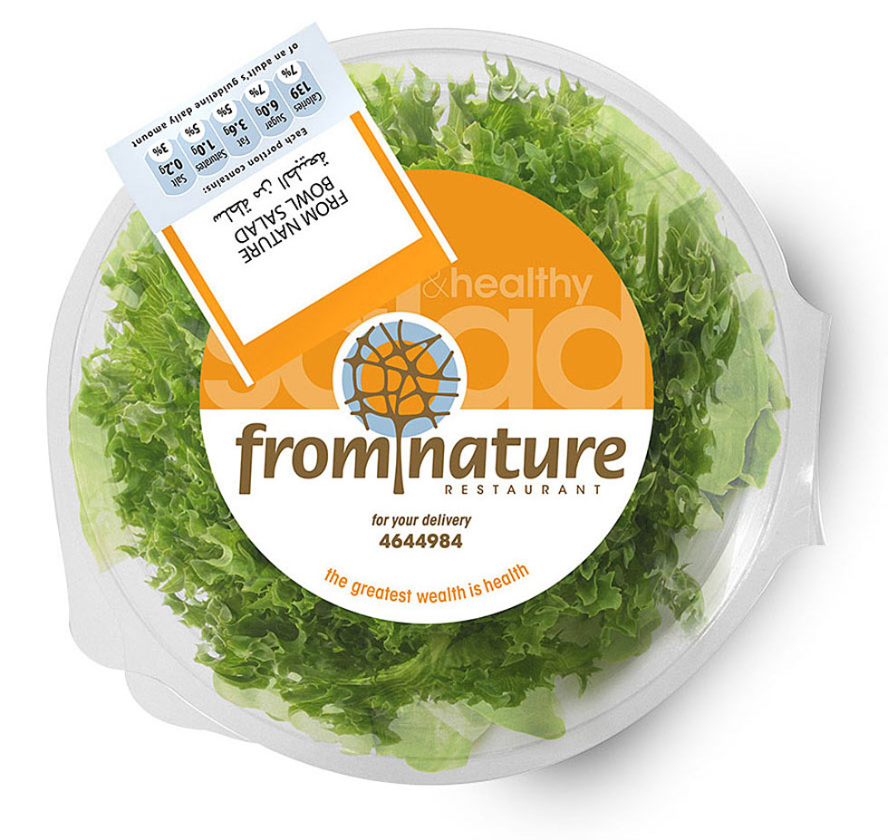 from nature salad